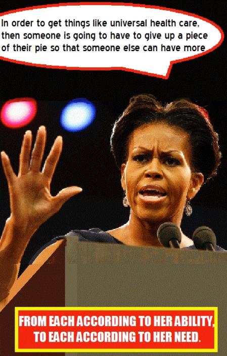Michelle-Obama-MARXIST