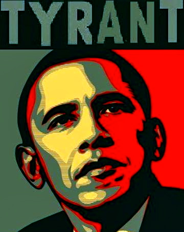 ObamaTYRANNY