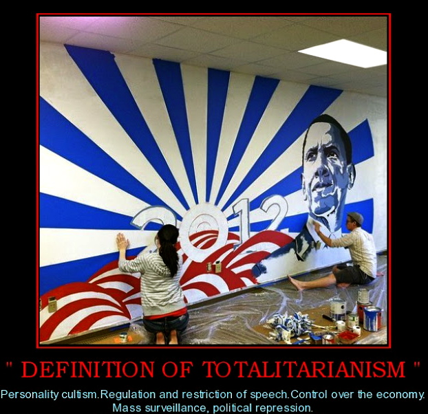 Totalitarian Regimes Definition