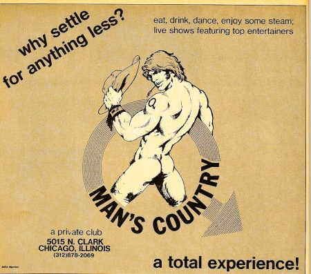 Mans Country Baths Chicago