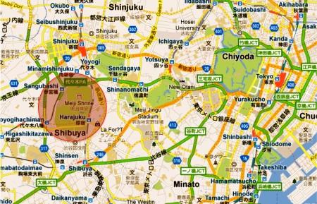 MeijiShrineMap1