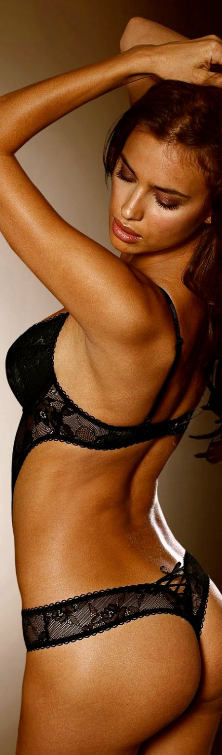 Irina Shayk Sexy Lingerie Photos For La Senza www.GutterUncensored.com 029