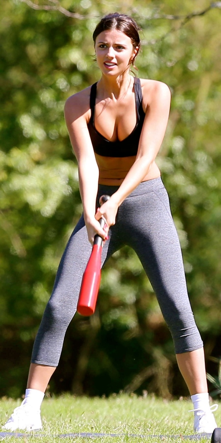 Lucy-Mecklenburgh-Working-Out-at-a-Park-in-London-38