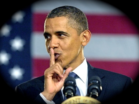 Obama-shh