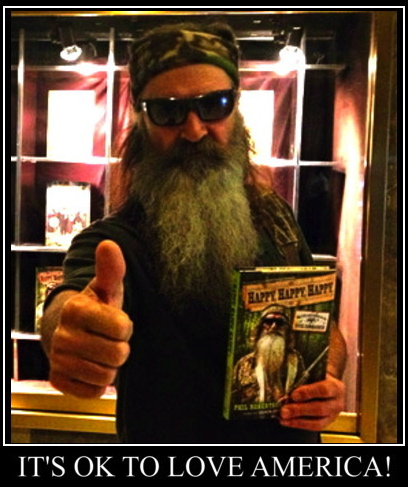 phil robertson s book is number one with a bullet