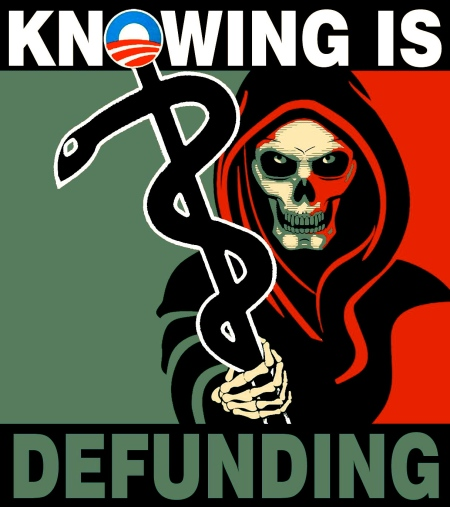 Knowing-Is-Defunding