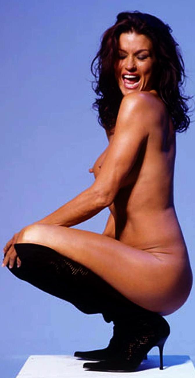 nude naked Janice dickinson