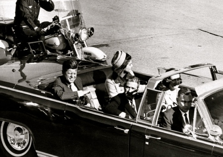 JFK In Dallas--11-22-63