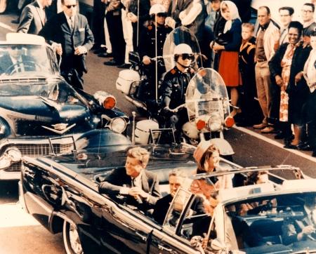 JFK-Motorcadee