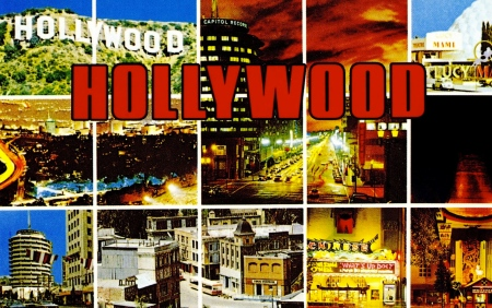 HollywoodPostcard