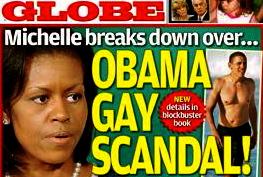 Obama marriage a sham