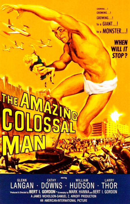 The Amazing Colossal Man [1957]