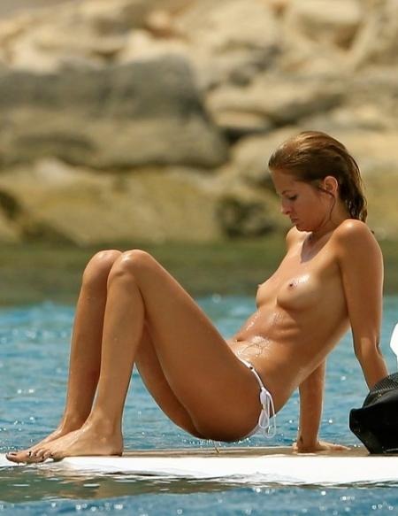 z-Millie-Mackintosh-Topless-At-Ibiza-11