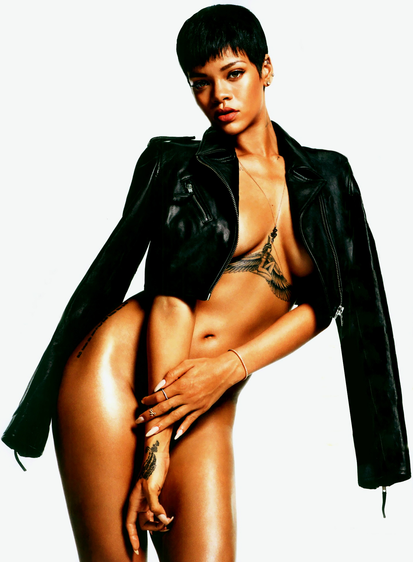 rihanna gallery hot