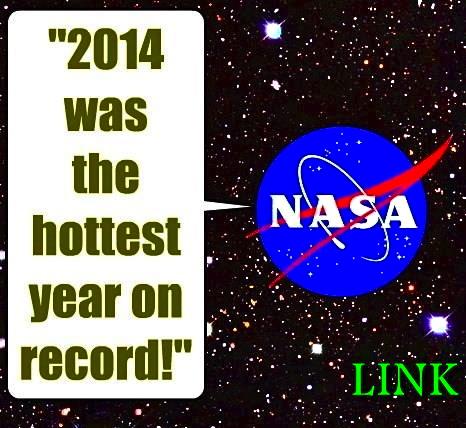 Why NASA repeats Global Warming lies | 22MOON.COM