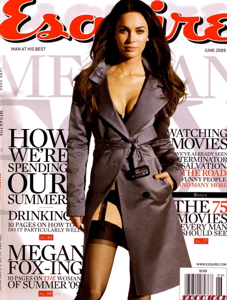 megan-fox-esquire cover