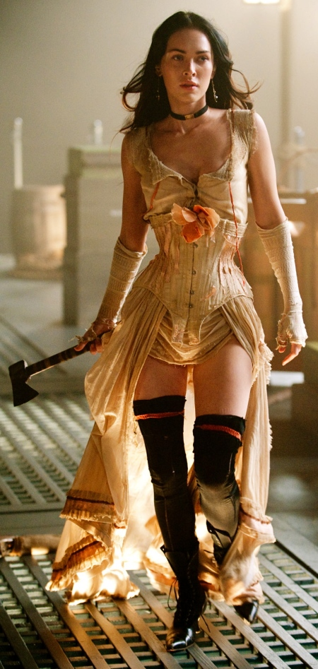 Megan Fox Jonah Hex movie image