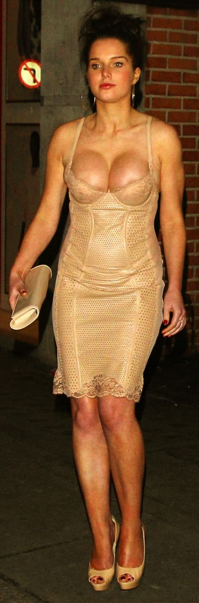 £££ RE USAGE FEE APPLIES Helen Flanagan leaves Chinawhite nightclub in London with her boyfriend Scott Sinclair