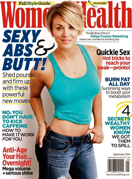 kaley-cuoco-on-the-cover-of-women-s-healt-magazine-september-2014-issue_1