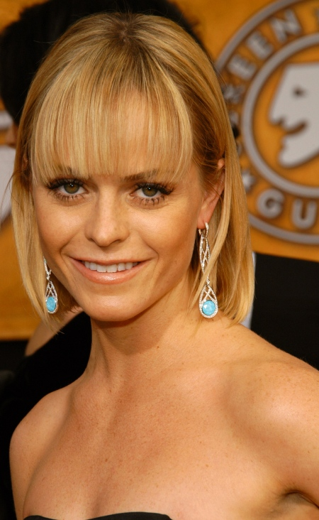 Taryn Manning== 12th Annual Screen Actors Guild Awards - Arrivals== Shrine Auditorium, Los Angeles, CA== January 29, 2006== © Patrick McMullan== Photo - Stefanie Keenan/PMc== ==