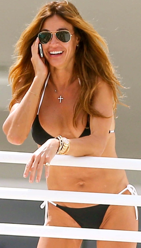 Kelly-Bensimon-in-Black-Bikini-in-Miami--08