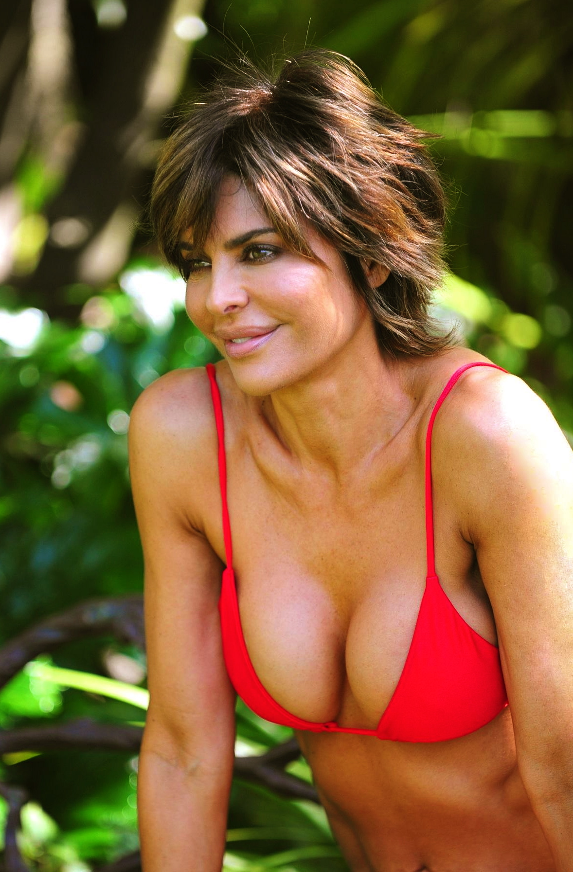 Something is. Lisa rinna hot phrase