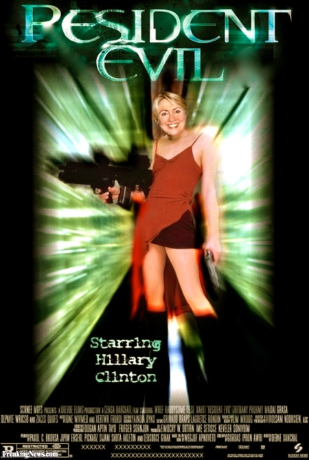 Resident-Evil-with-Hillary-Clinton--89