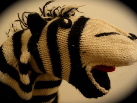 sock-puppet