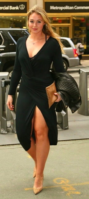 iskra-lawrence-sexy-candid-shots-in-tight-black-dress-in-new-york-april-2016-2