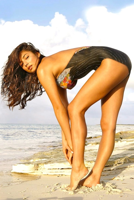 Jessica Gomes Turks & Caicos Islands, 2007. Antoine Verglas 29