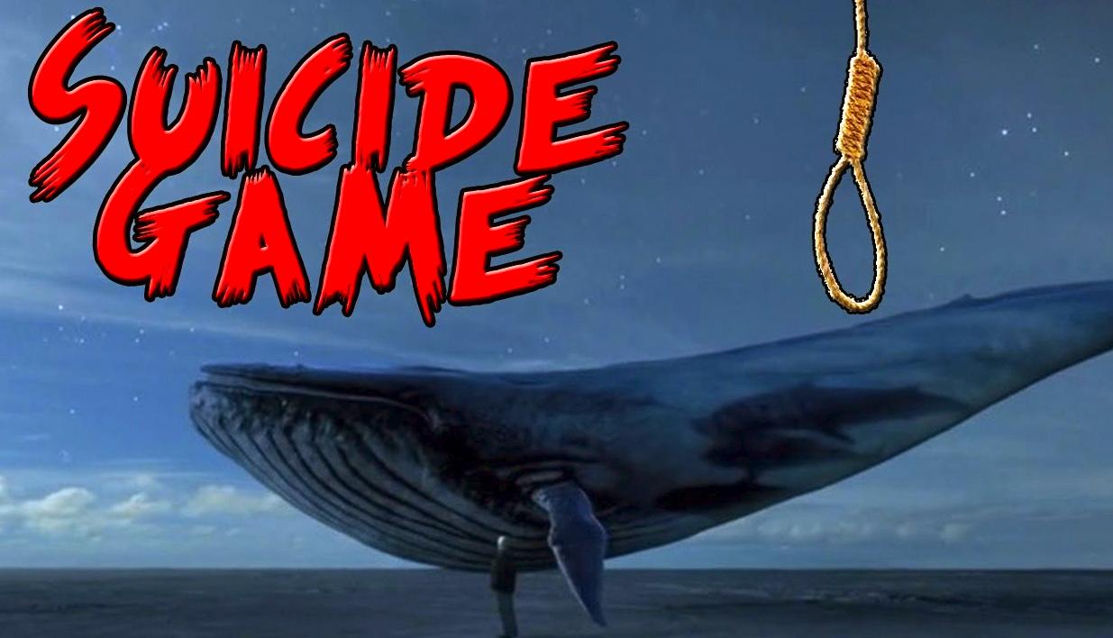 Creepy 'Blue Whale' game promotes suicide   22MOON.COM